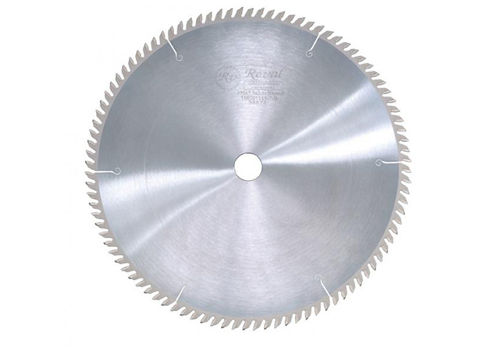 Carbide tipped circular saw blade Great finish - Cambered Teeth