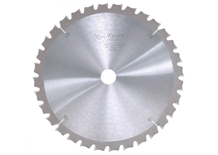 Carbide tipped saw blades for portable machines